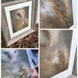 The Gilded Barn Owl artwork
