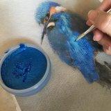 The Kingfisher artwork