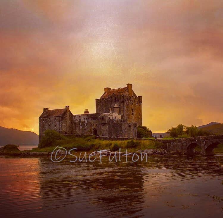 Eilean Donan, Kyle of Lochalsh, Scotland