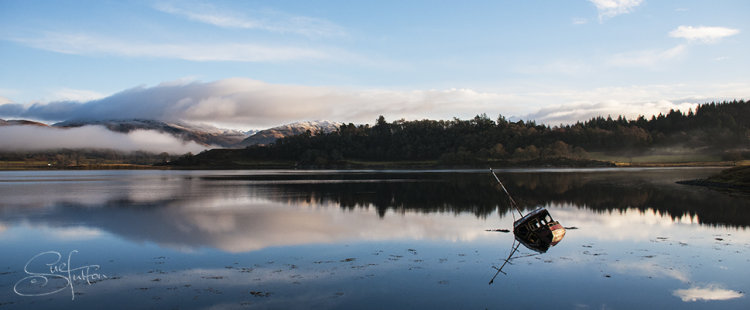 The Boat, Loch Etive