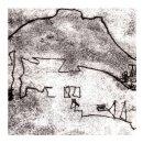 Labyrinth of Liberty3 -monoprint