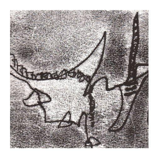 Labyrinth of Liberty4 -monoprint