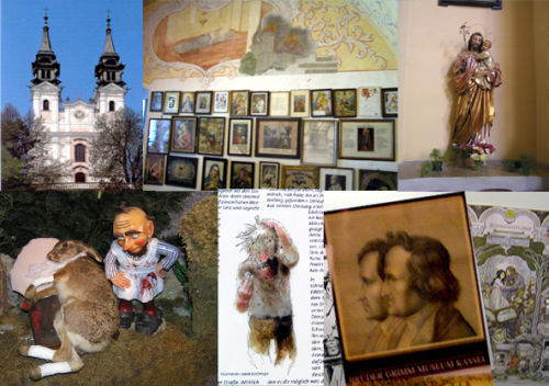POSTLINGBERG CHURCH & PILGRIMAGE, LINZ