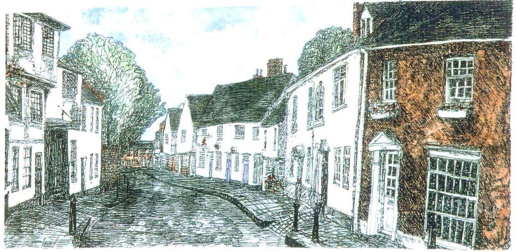 Thomas Plunkett, Fishpool Street, St Albans