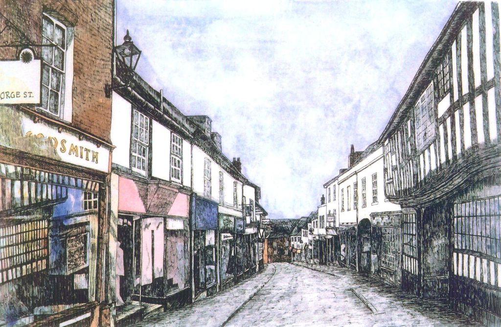 Thomas Plunkett, George Street, St Albans