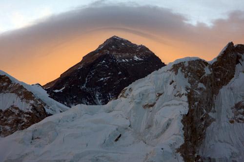 Everest Sunrise from Nepal
