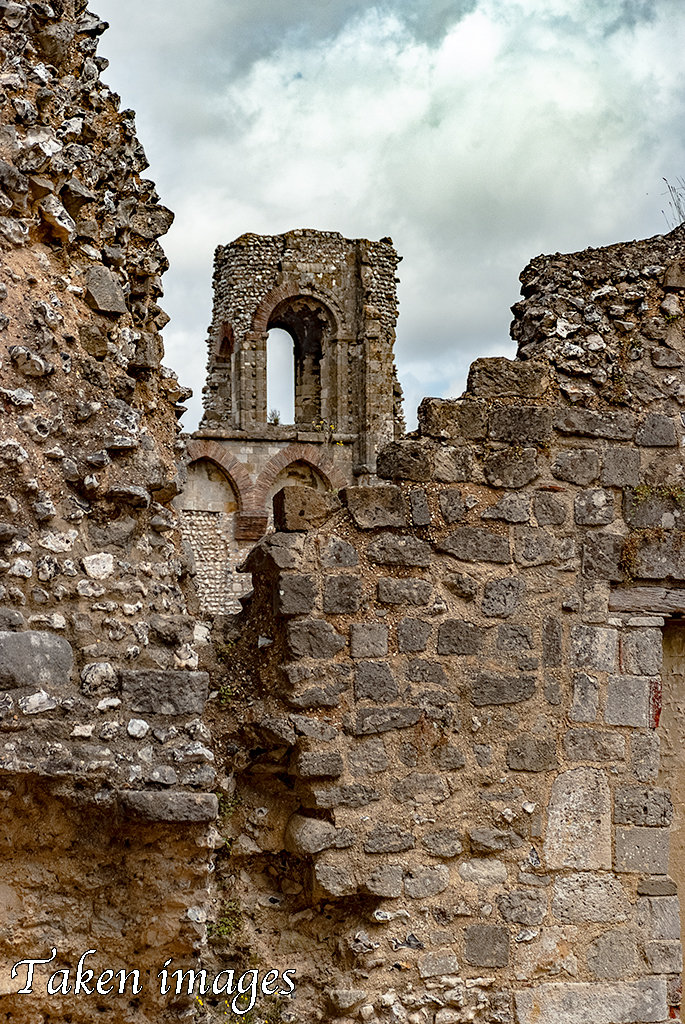 Wolvesey Castle #5