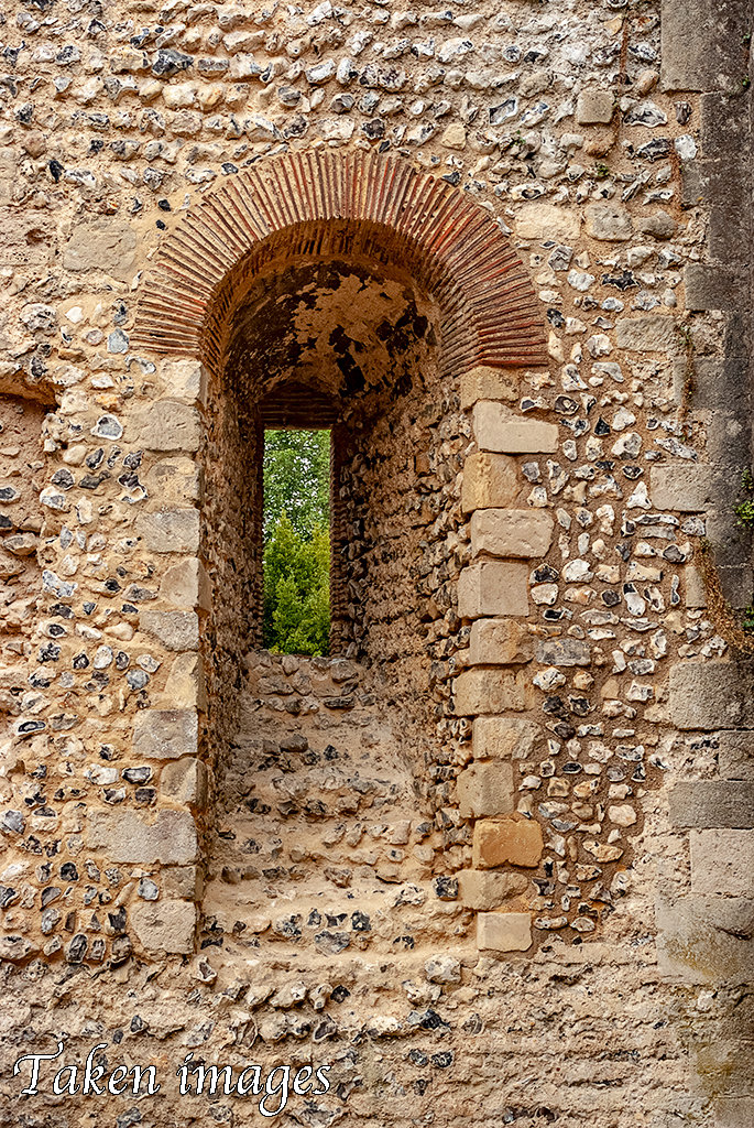 Wolvesey Castle #4