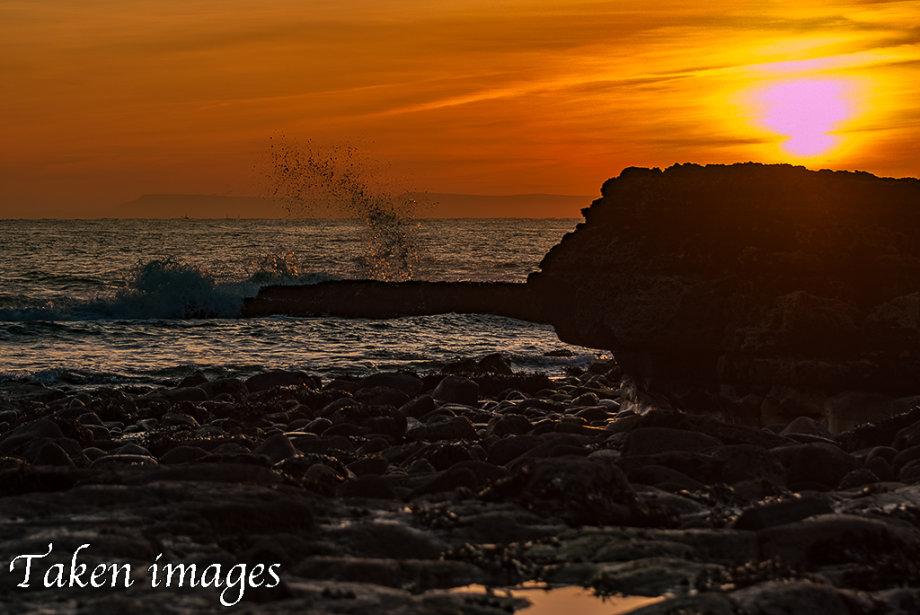 Sunrise from The Headland