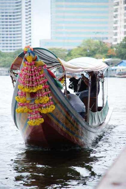 Tourist Craft, Bangkok