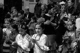 Hand-talking flamencas