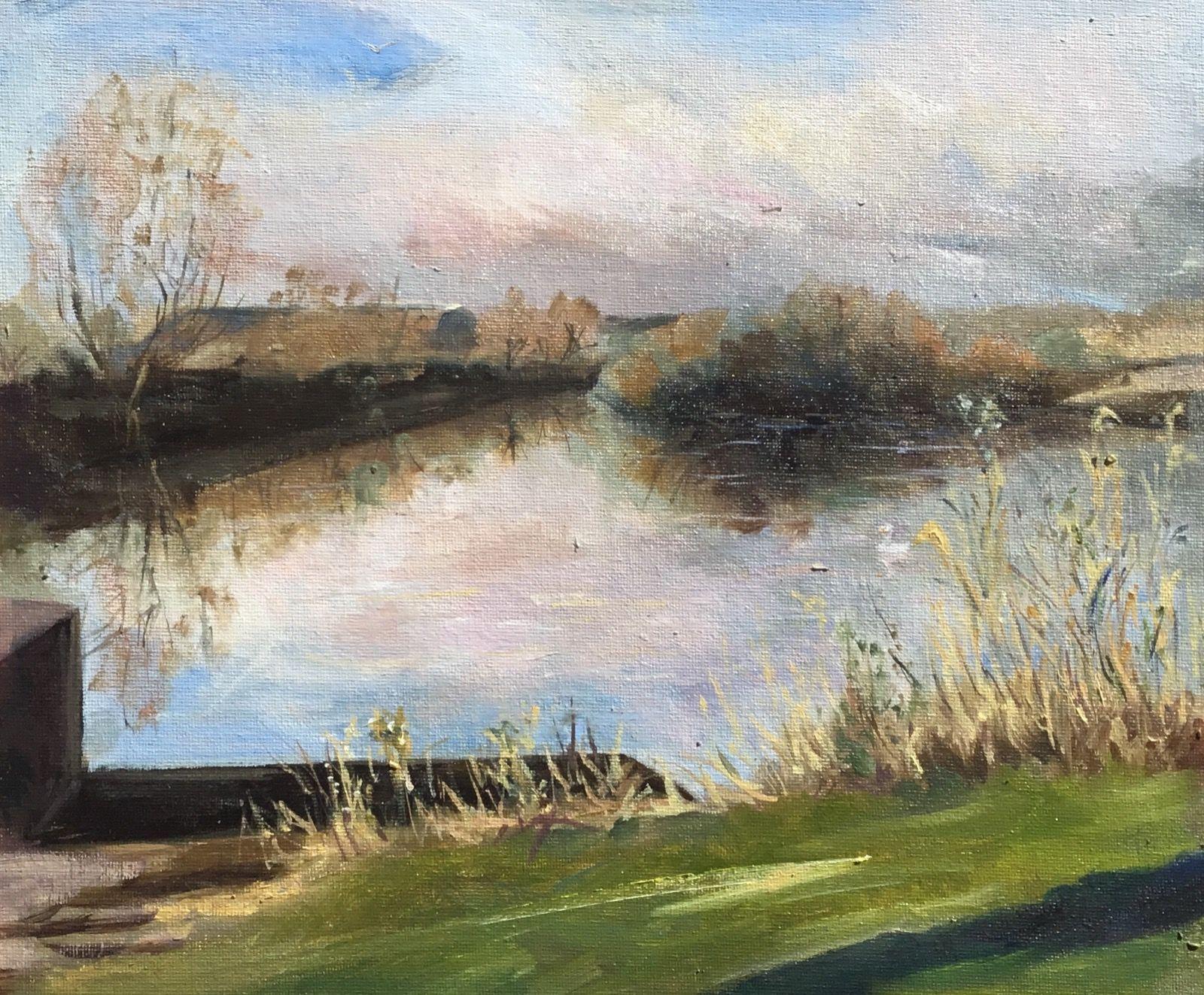 Solo Swan, Tewkesbury.