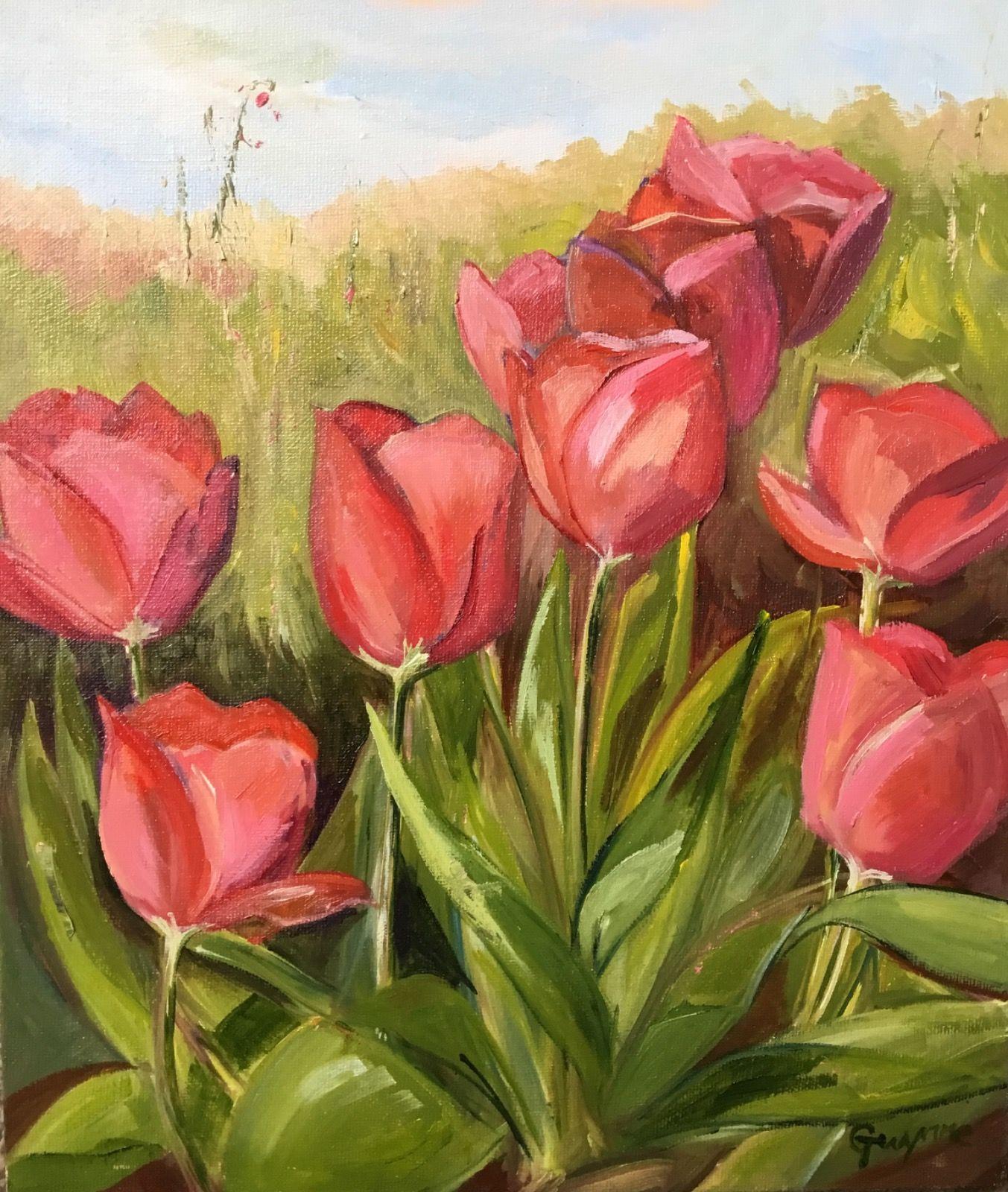 Tulips Rouge