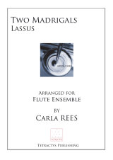 Lassus Two Madrigals