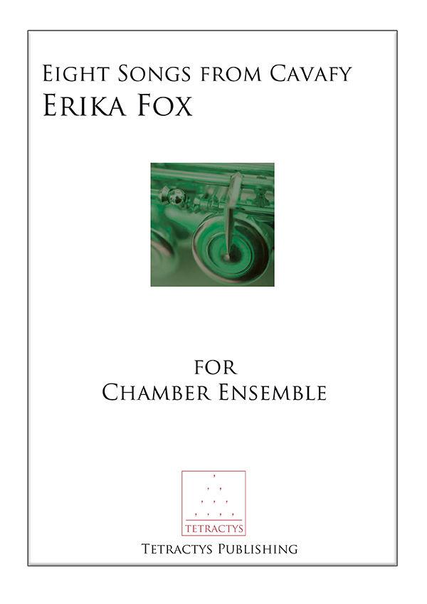 Erika Fox - 8 Songs from Cavafy