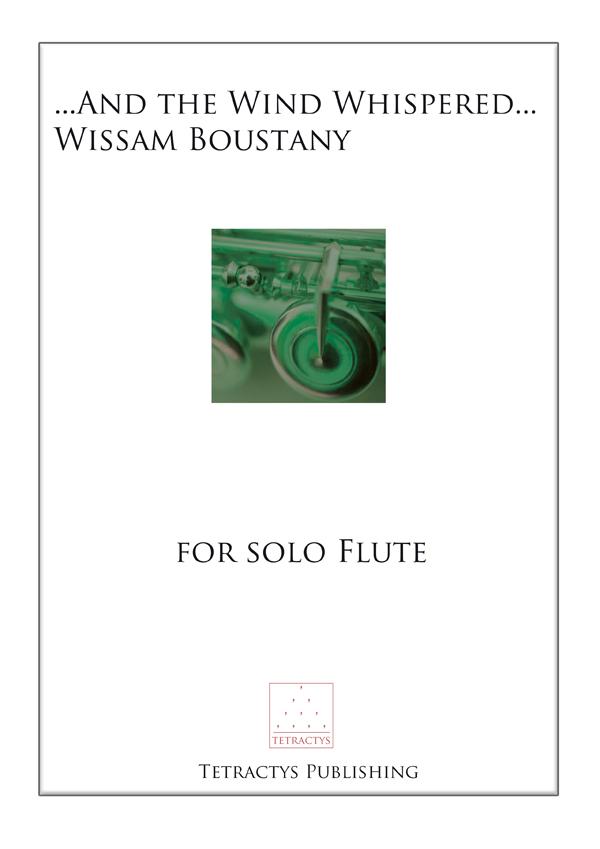 Wissam Boustany - ...And the Wind Whispered...