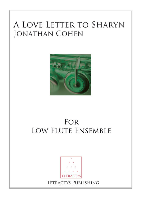 Jonathan Cohen - A Love Letter to Sharyn