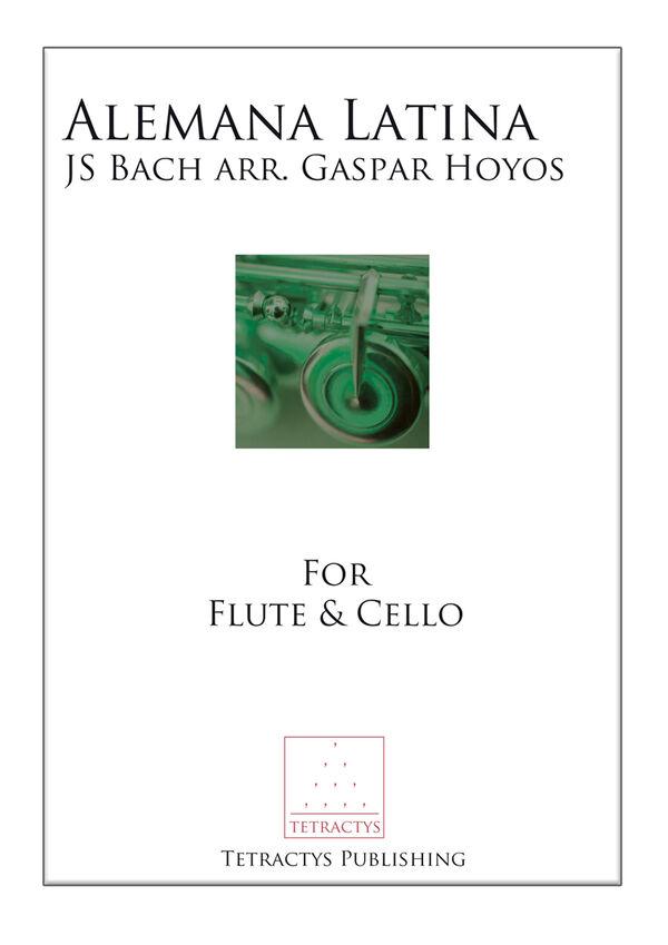 JS Bach arr. Gaspar Hoyos - Alemana Latina