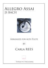 JS Bach - Allegro Assai