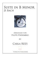 JS Bach - Suite in B minor