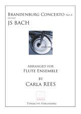 JS Bach - Brandenburg Concerto No 4