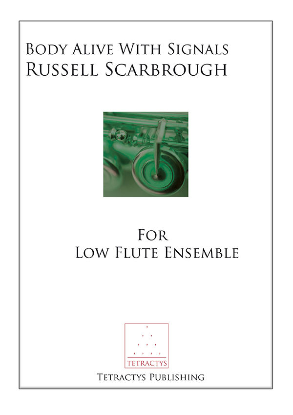 Russell Scarbrough - Body Alive With Signals
