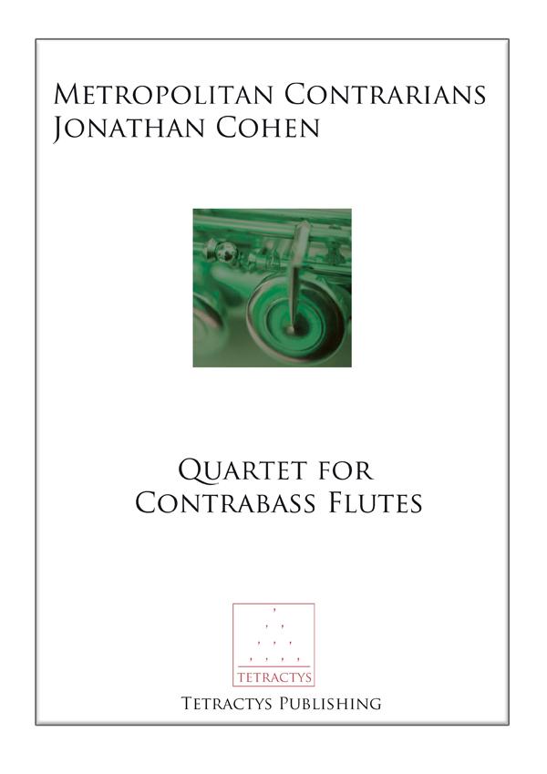 Jonathan Cohen - Metropolitan Contrarians