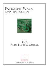 Jonathan Cohen - Patuxent Walk