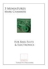 Mark Chambers - 3 Miniatures