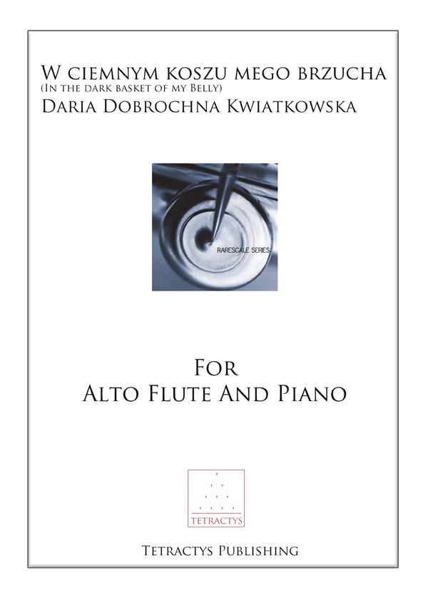 Daria Kwiatkowska - In the Dark Basket of my Belly