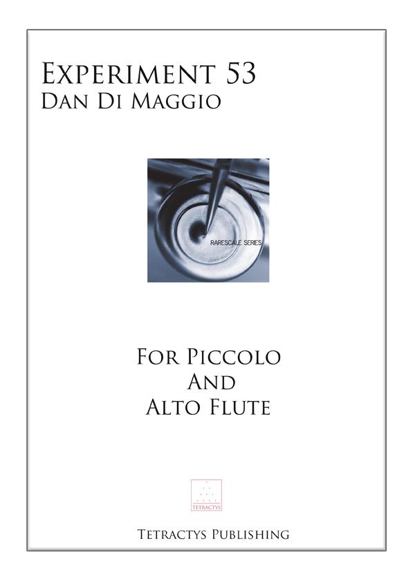 Dan Di Maggio - Experiment 53