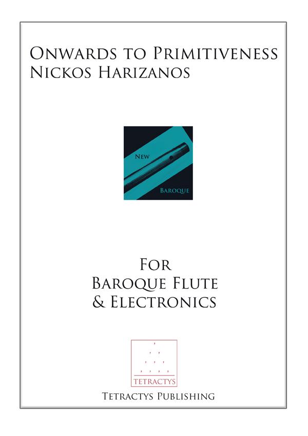 Nickos Harizanos - Onwards to Primitiveness op. 198