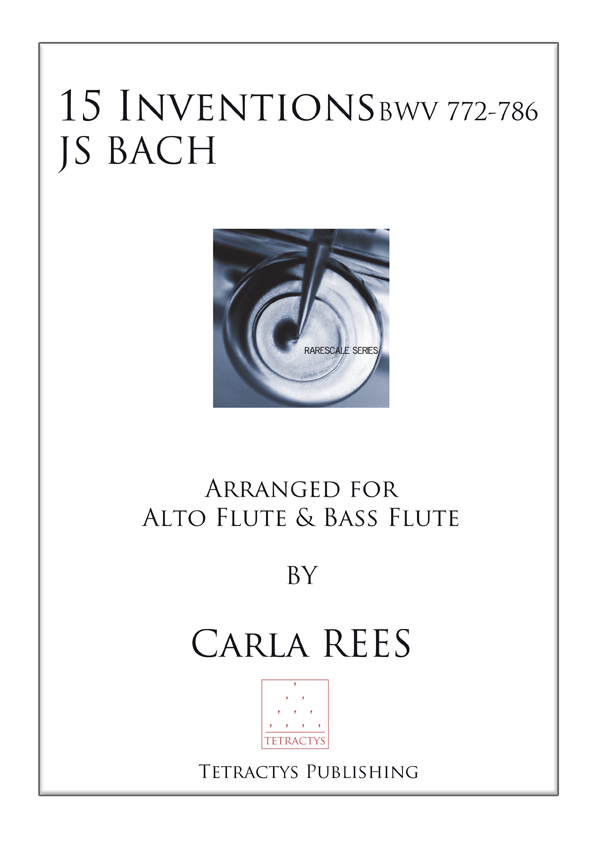 JS Bach - 15 Inventions