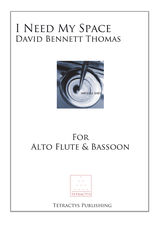 David Bennett Thomas - I Need My Space
