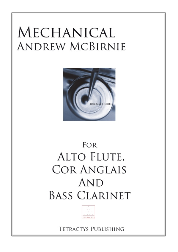 Andrew McBirnie - Mechanical