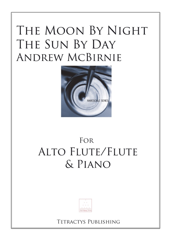Andrew McBirnie - The Moon By Night/The Sun By Day