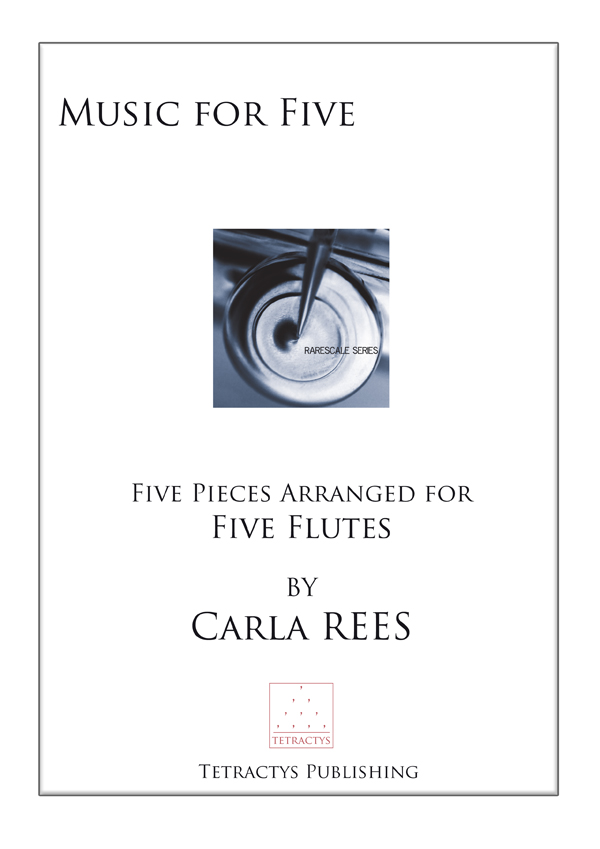 Carla Rees (arr.) - Music For Five HIGH VERSION