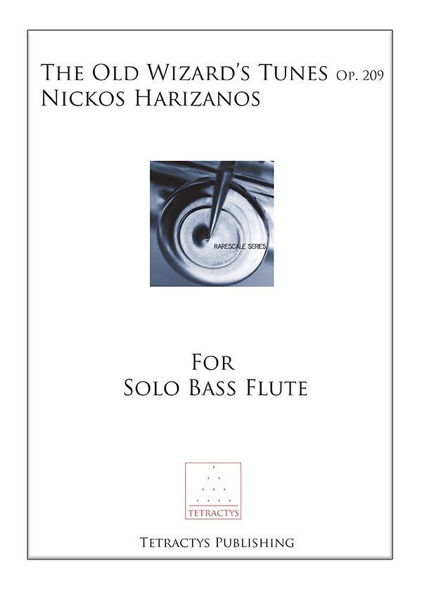 Nickos Harizanos - The Old Wizard's Tunes Op 209