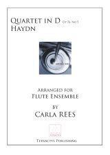 Haydn - Quartet op 76 no 5