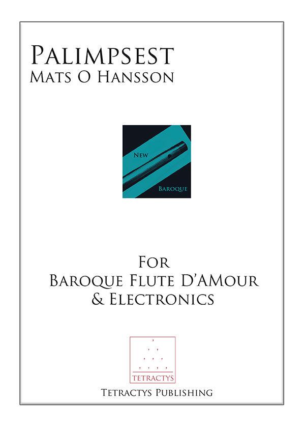 Mats O Hansson - Palimpsest