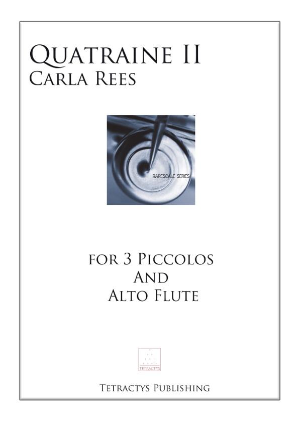 Carla Rees - Quatraine II