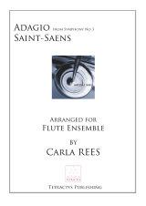 Saint-Saens - Adagio from Organ Symphony