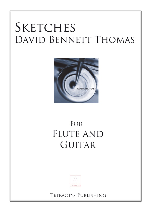 David Bennett Thomas - Sketches