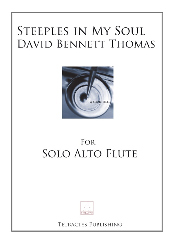 David Bennett Thomas - Steeples In My Soul