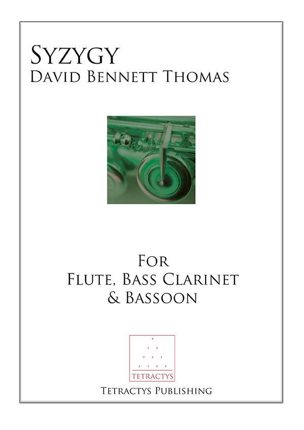 David Bennett Thomas - Syzygy
