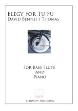 David Bennett Thomas - Elegy for Tu Fu