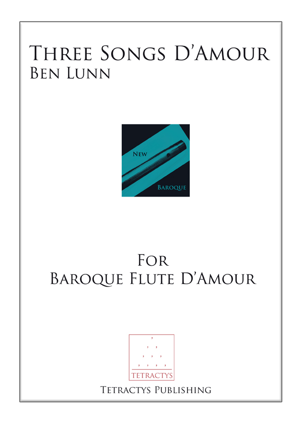 Ben Lunn - Three Songs D'Amour