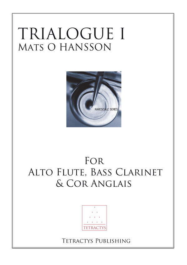 Mats O Hansson - Trialogue I