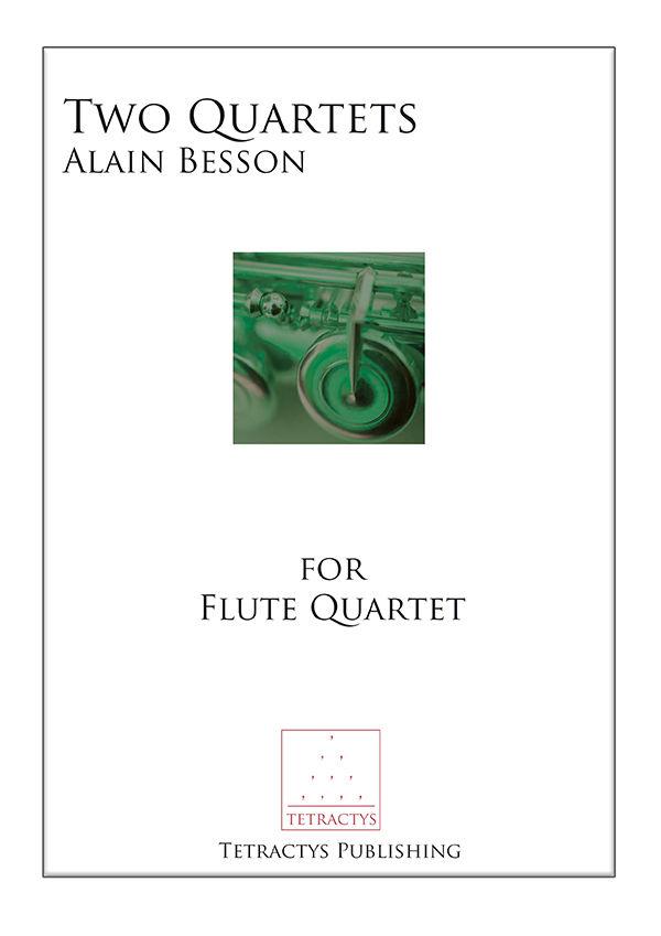 Alain Besson - Two Quartets