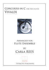 Vivaldi  - Concerto in C RV533 for Two Flutes